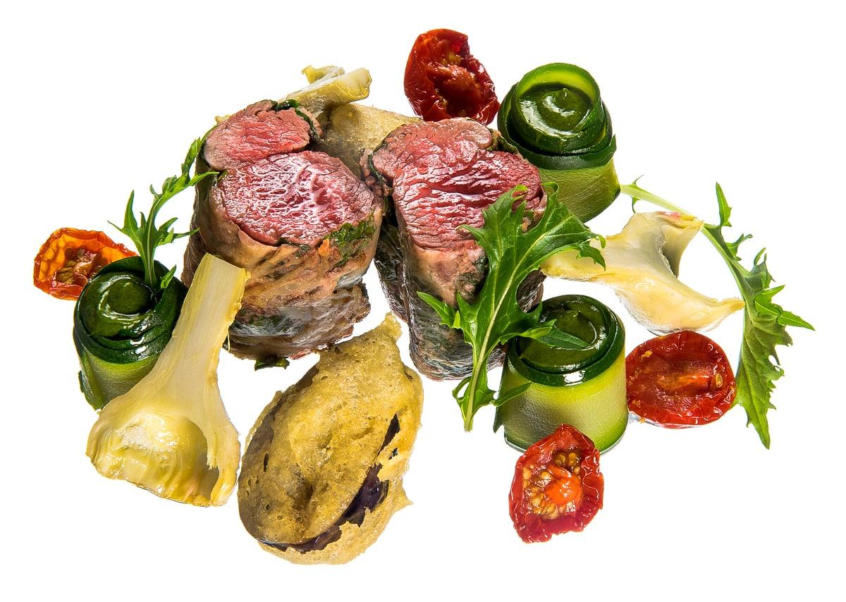 Plat de boeuf et de légumes – la table de mon père
