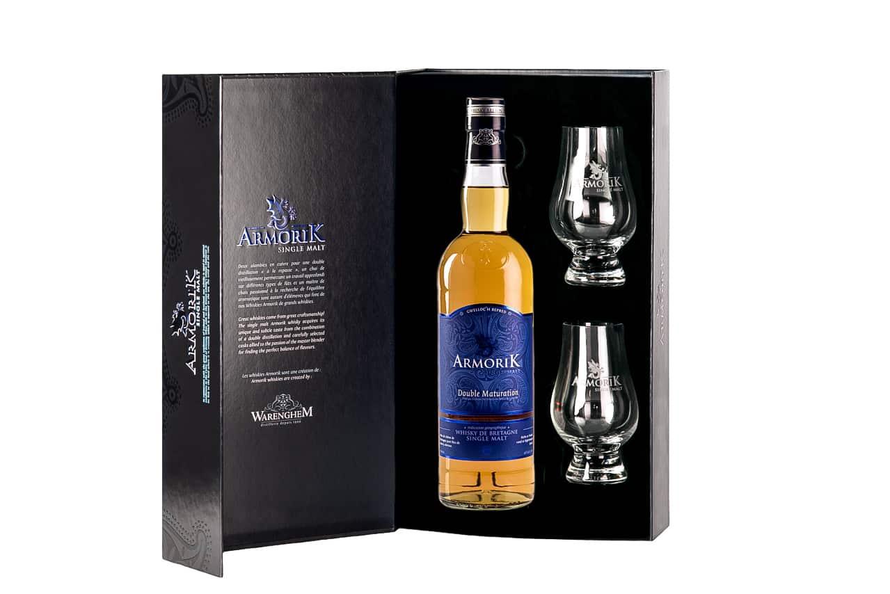 Whisky de Bretagne Armorik