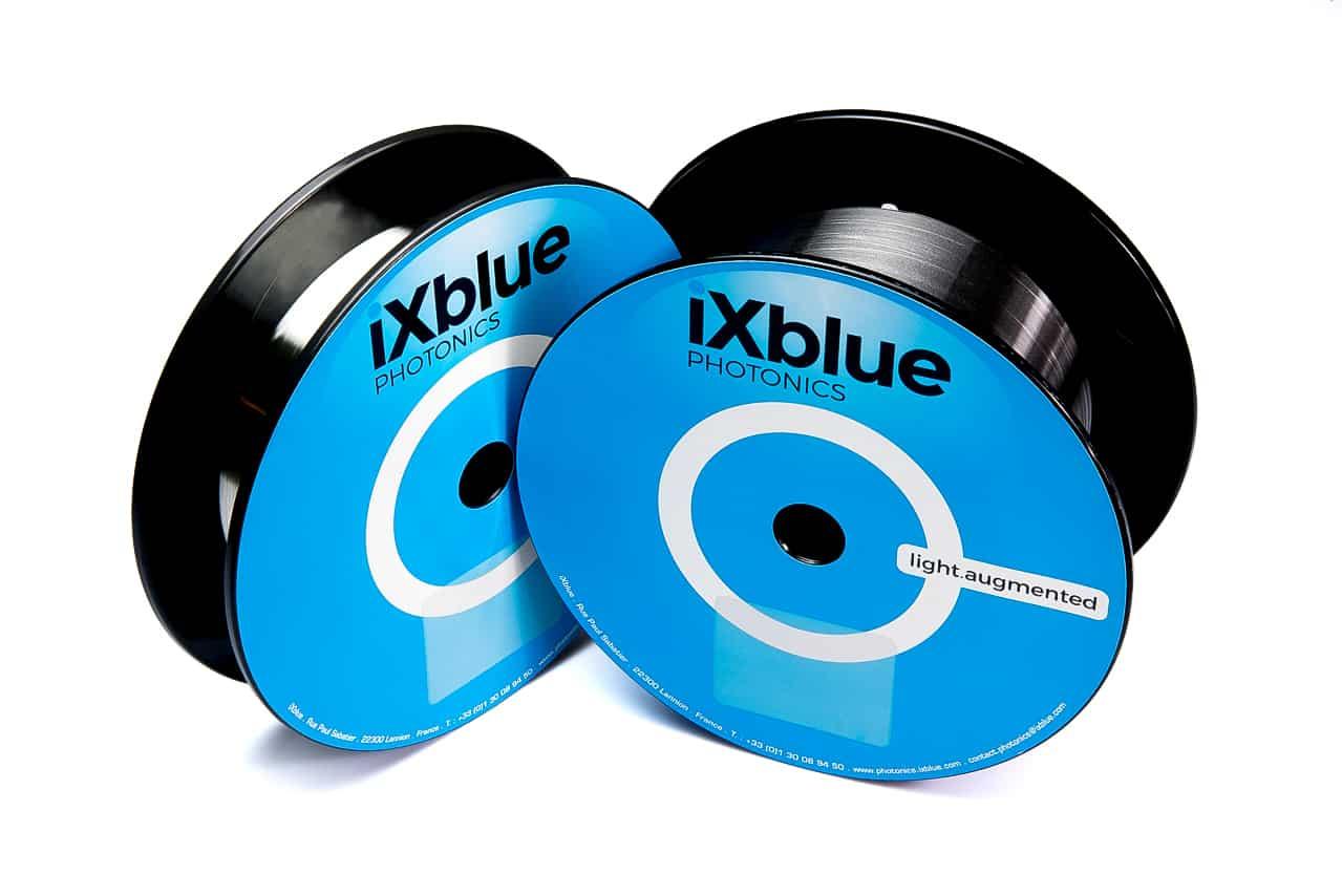 IX Blue, entreprise de Lannion spécialisée dans la fibre optique